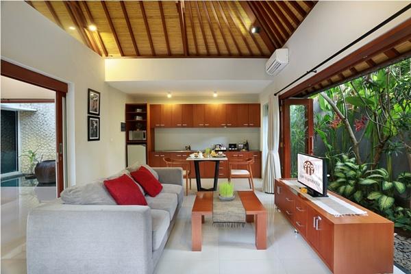 Bali - Legian Kriyamaha Villa 6