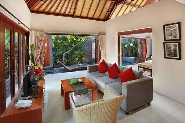 fabulous Bali - Legian Kriyamaha Villa 8 luxury apartment