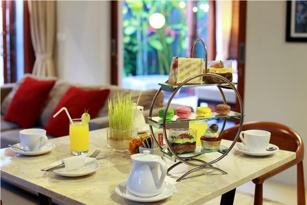chic and charming Bali - Legian Kriyamaha Villa 8 luxury apartment