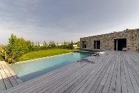 nifty deck of Corsica - Figarella luxury apartment