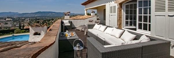 Cannes  Villa Panoramique