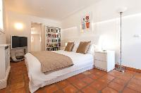 awesome terracotta flooring of Cannes Villa Panoramique luxury apartment