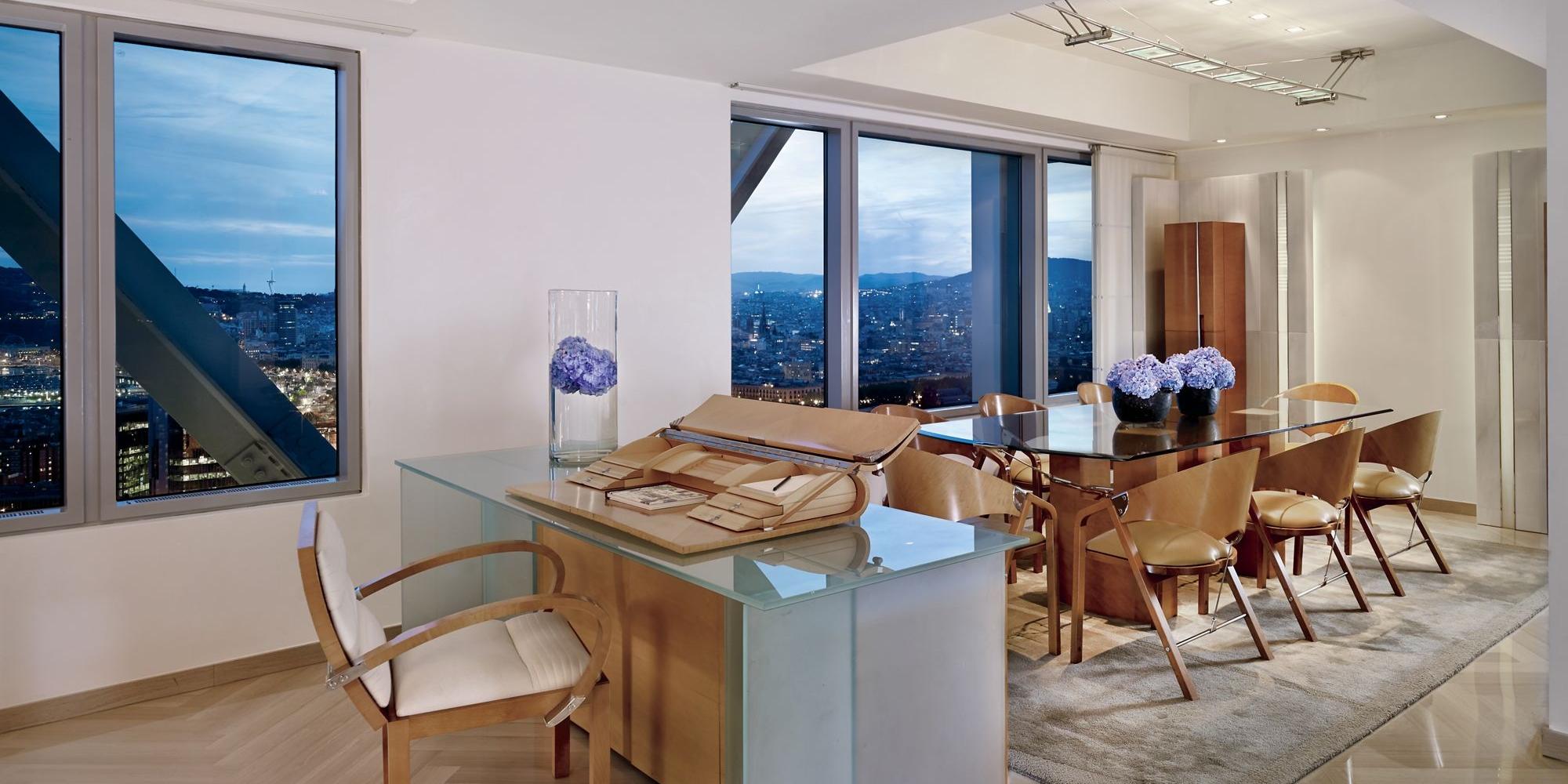 Barcelona - Arts Barcelona 2 Bedroom Penthouse