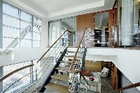 cool mezzanine of Arts Barcelona 2 Bedroom Penthouse luxury apartment