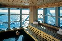 cool sea view from Arts Barcelona 3 Bedroom Penthouse luxury apartment
