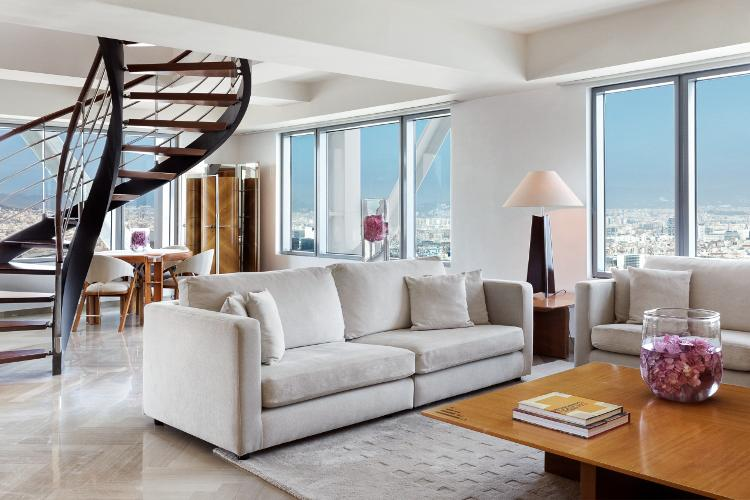 beautiful Barcelona - The Arts Penthouse luxury apartment and holiday home
