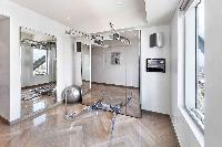 fully furnished Arts Barcelona - The Royal Penthouse luxury apartment