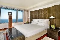 clean and crisp bedroom linens in Arts Barcelona - The Presidential Penthouse luxury apartment