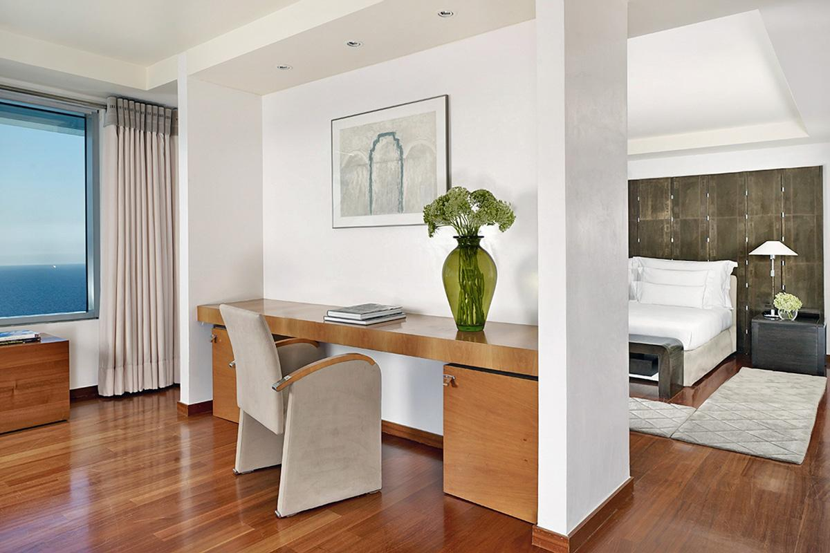 charming and chic Arts Barcelona - The Presidential Penthouse luxury apartment