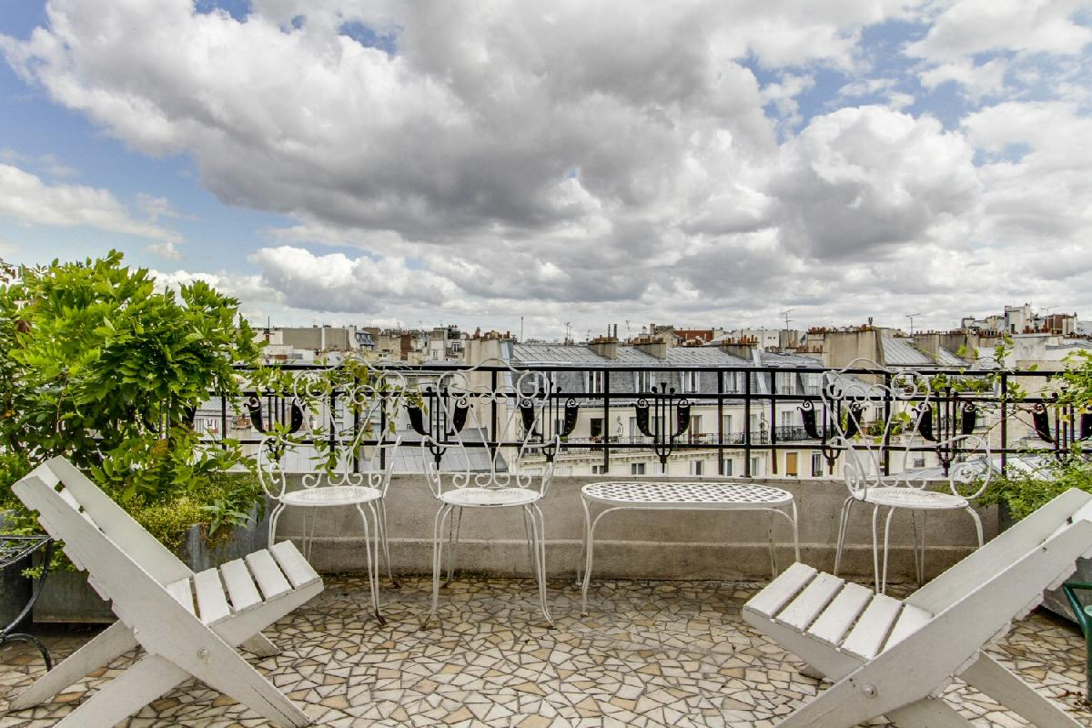 awesome Saint Germain des Prés - Luxembourg Penthouse 2 Bedrooms luxury apartment and holiday home