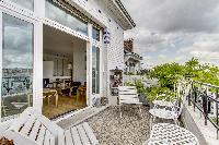 cool Saint Germain des Prés - Luxembourg Penthouse 2 Bedrooms luxury apartment and vacation rental