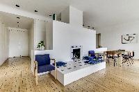 spacious Saint Germain des Prés - Luxembourg Penthouse 2 Bedrooms luxury apartment