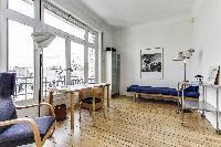 cool balcony access to Saint Germain des Prés - Luxembourg Penthouse 2 Bedrooms luxury apartment