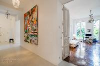 delightful Saint Germain des Prés - Luxembourg Private Garden luxury apartment