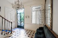 nice multilevel Saint Germain des Prés - Luxembourg Private Garden luxury apartment
