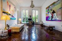 beautiful Saint Germain des Prés - Luxembourg Private Garden luxury apartment and vacation rental