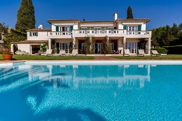 Cannes Villa Boulevard des Collines