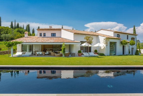 Cannes Villa Mougins