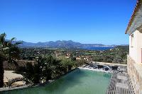 amazing swimming pool of Corsica - Villa Daria luxury apartment