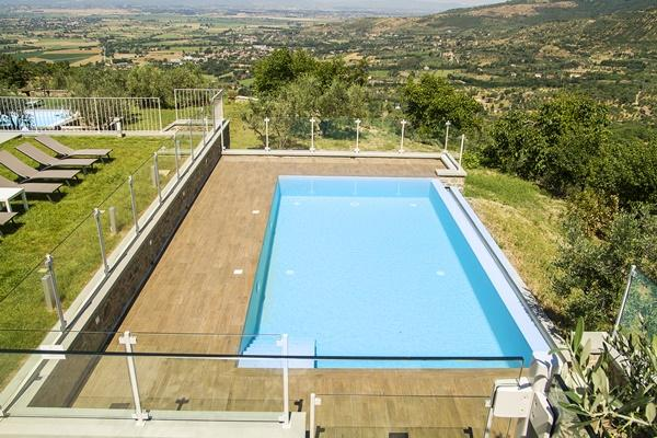 Tuscany - Villa Fonte al Vento