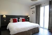 awesome bedroom of Corsica - Villa Agata luxury apartment