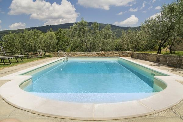 awesome view from Tuscany - Fonte al Vento Orangery luxury apartment