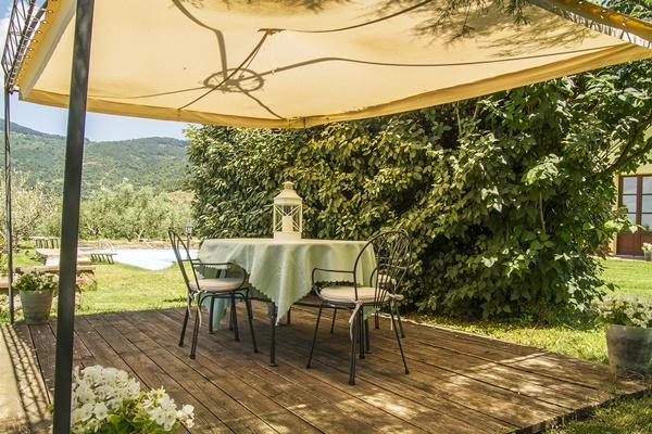 beautiful Tuscany - Fonte al Vento Orangery luxury apartment