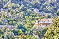 incredible exterior of Corsica - Villa Dominique luxury apartment