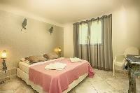 nice bedroom in Corsica - Villa Dominique luxury apartment