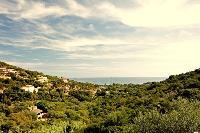 magnificent view from Corsica - Villa Dominique luxury apartment
